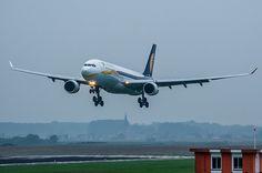 Jet Airways/A330-302/VT-JWR/05-09-14/EBBR