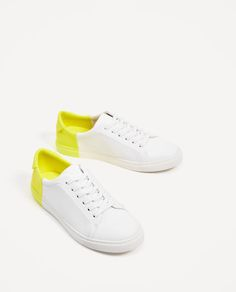 TWO-TONE PLIMSOLLS  | vegan shoes | vegan sneakers