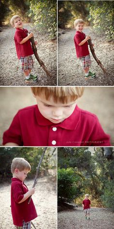 Young Boy Photo Session outdoors | Thousand Oaks, CA |