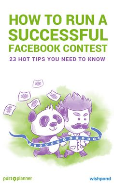 How to Run a Successful Facebook Contest Webinar (23 Hot Tips!)