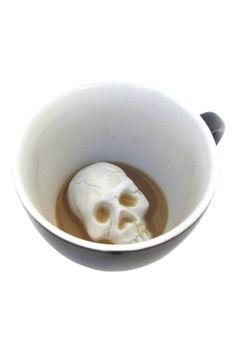 Skull Creature Cup http://shop.nylon.com/collections/whats-new/products/skull-creature-cup #NYLONshop