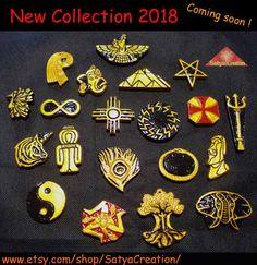 Coming soon !  www.etsy.com/shop/SatyaCreation/