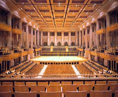 Concert Hall, Sao Paolo, Brazil