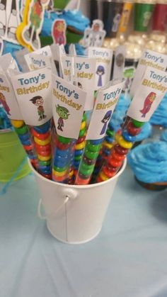 Teen Titans Go Candy Favors