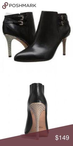 Coach/Jimar size 8 Daphne hh bootie color black Coach/Jimar size 8 Daphne hh bootie color black Coach Shoes Heeled Boots