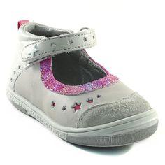 328A LOUP BLANC DESTINY ARGENT www.ouistiti.shoes le spécialiste internet de la chaussure bébé, enfant, junior et femme collection printemps été 2015