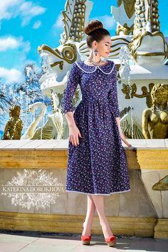 Чистая мода Катерины Дороховой