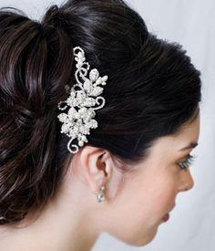 Vintage Bridal Hair Accessory