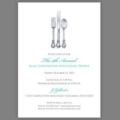 Free editable download in ms word invitation template entertaining free printable dinner invitation templates printable corporate dinner invitation company dinner invitation cheaphphosting Gallery