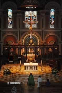 Cathedral of the Blessed Sacrament. Sacramento, CA