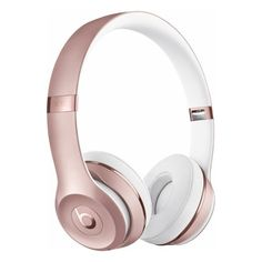 Beats by Dr. Dre Beats Solo3 Wireless Headphones Pink MNET2LL/A - Best... (€255) ❤ liked on Polyvore featuring accessories, tech accessories, electronics, headphones, extra, other accessories, beats by dr dre headphones, beats by dr. dre and pink headphones