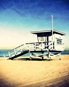 Home Decor for Beach Lovers: Southern California Beach Fine Art Photography Print; 'Redondo Beach 1' by ShannonHowardPrints on Etsy #LA #surf #theartisangroup