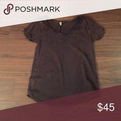 Free people tee shirt Brand new tee free people Tops Tees - Short Sleeve