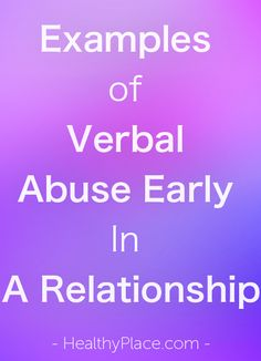 """Examples of verbal"
