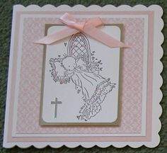 Christening Card by: jdcarddesigns