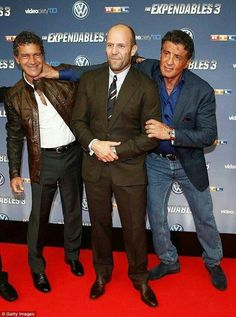 Anthony Jason y Sly Sylvester Stallone, Brice Lee, Famous Celebrities, Celebs, Look Kylie Jenner, Rambo, Keanu Charles Reeves, Mel Gibson, Actrices Hollywood