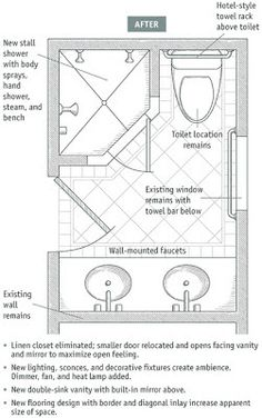 17150 The Most Incredible Basket With Hooks With Regard To Fantasy also Bathroom Plumbing Installation Plans How To Roughin A Toilet Plumbing Help Endearing Decorating Inspiration as well My Bathroom Finish Selects further Bugsmystery Bathroom Tail additionally Master Bedroom Floor Plans. on bathroom shower remodel ideas