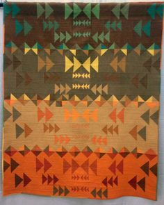 Favorite quilts from 2015 QuiltCon.