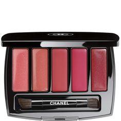 Chanel Makeup HARMONIE LÈVRES LIP PALETTE