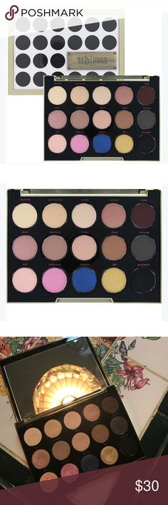 Urban Decay Gwen stefani✨ Gwen stefani urban decay palette, used twice like new! Authentic! Urban Decay Makeup Eyeshadow