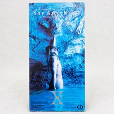 X-JAPAN Say Anything  JAPAN 8cm CD 3inch YOSHIKI HIDE J-ROCK Visual Kei