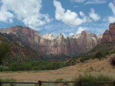 Mount Zion, Utah