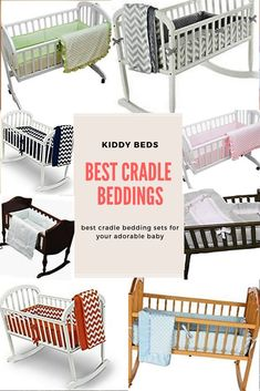 Best Cradle bedding Sets for Your Adorable Baby Baby Doll Bed, Doll Beds, Cradle Bedding, Bedding Sets, Baby Craddle, Elephant Nursery, Baby Sleep, Bassinet, Cute Babies
