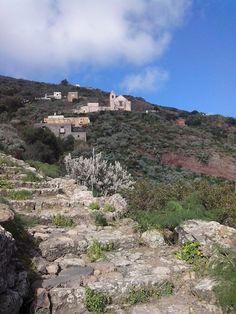 Trekking @ Alicudi Island www.nesos.org