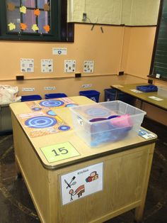 The Autism Tank: Life Skills Classroom.  Great for my students!