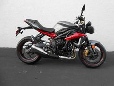 2013 TRIUMPH STREET TRIPLE R. The award winning Street Triple R is back and better than ever! http://www.facebook.com/GulfCoastMotorcycles