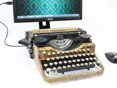 Daktilolar bilgisayar klavyesi olursa