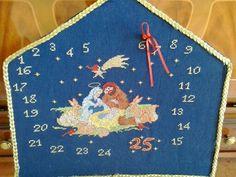 calendario liturgico punto croce