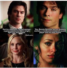 YES DAMON YOU GIVE THESE STRONG AND BEAUTIFUL WOMEN THE APPRECIATION THAT THEY DESERVE