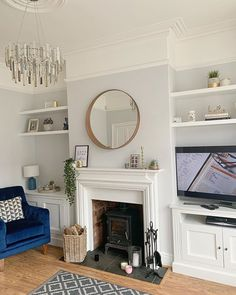 Seriously alcove units and shelves are absolute life probably more than patterned tiles in my opinion and we all know how much I love…