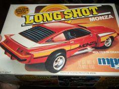MPC Longshot Monza  box art