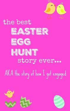 The best Easter Egg hunt EVER|Ripped Jeans and Bifocals |engagement stories|funny|mom blogs|Easter|egg hunts|romance|proposals|