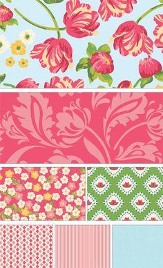 Floribella by Emily Taylor Design for Riley Blake Designs