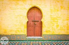 Getting Drunk on Colour in Morocco