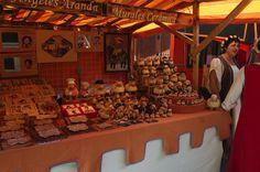 Mercado medieval, Daroca, Zaragoza