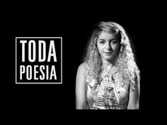 Eliza Morenno   A Flor e a Náusea   Carlos Drummond de Andrade - YouTube