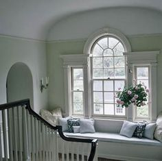 Grand Italian Palladian Windows