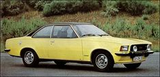 Opel 1974 4th Doctor, Classy Cars, General Motors, My Passion, Motor Car, Classic, Cutaway, Automobile, Nice Cars