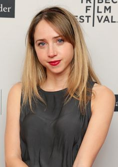 See what Zoe Kazan thinks about watching football with Daniel Radcliffe