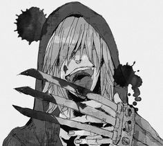 Anime gore...guro...eroguro...creepy...anime