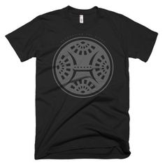 You'll be giving off some great vibes with our exclusive steel guitar inspired Resonator shirt.