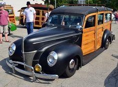 1940 Ford Woody Station Wagon   Flickr - Photo Sharing!