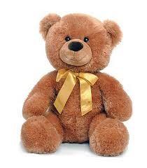 Loved my teddy bear Smokey all my life. Never liked dolls. True to my Smokey bear!!
