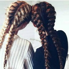 Braid pinterest : @margarethagrace