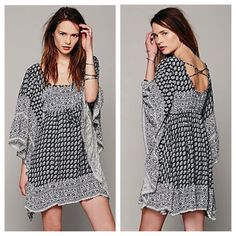 Love this Free People dress!! Must have for Spring!!