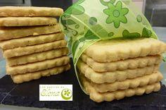 Los Postres de Elena: Shortbread (galletas de mantequilla)